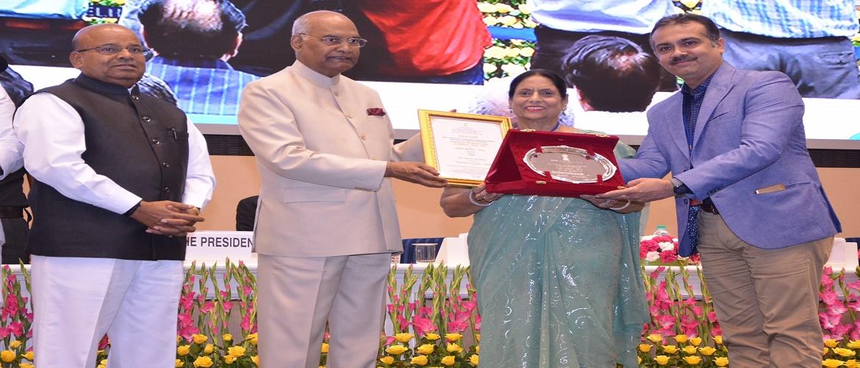 Best Institution Award - 2018