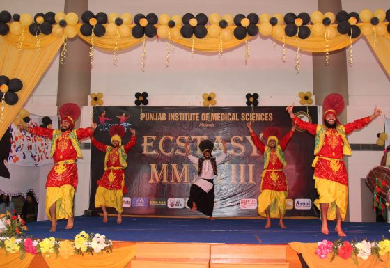 Ecstasy 2018 – The Cultural Fest
